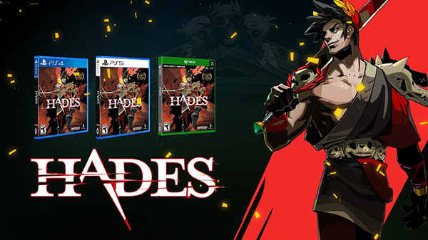 تاریخ انتشار بازی Hades بر روی کنسولها