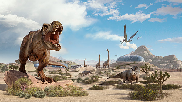 Summer Game Fest 2021 | بازی Jurassic World Evolution 2 برای پلتفرمهای نسل هشتم و نهم معرفی شد