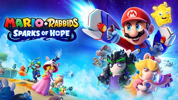 E3 2021   بازی Mario + Rabbids Sparks of Hope رونمایی شد