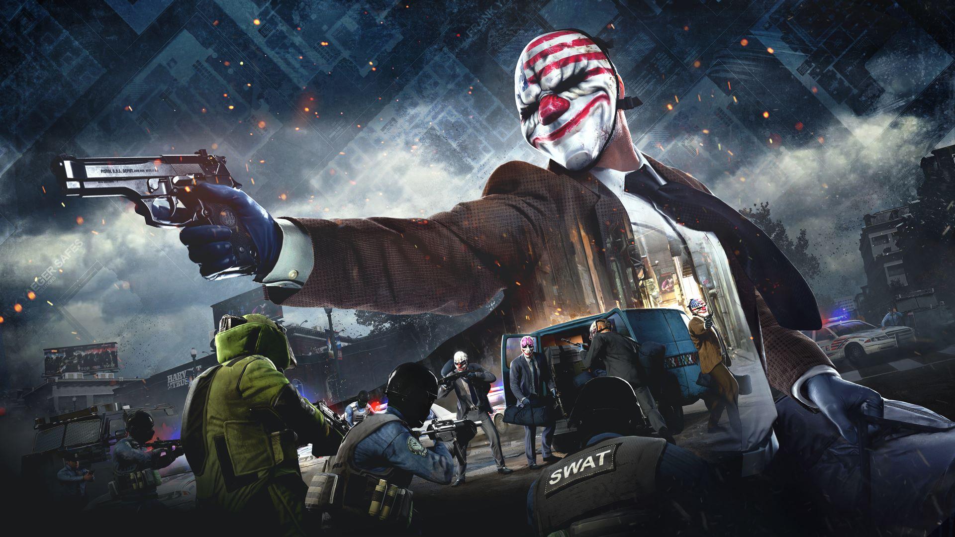 Summer Game Fest 2021 | بازی PAYDAY 3 توسط Prime Matter منتشر میشود
