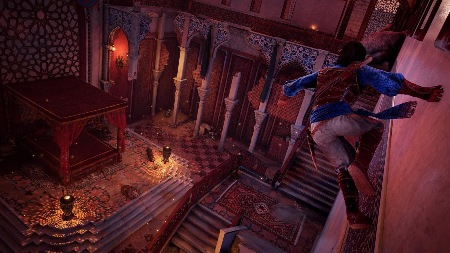 عدم حضور ریمیک Prince of Persia در رویداد بعدی یوبیسافت