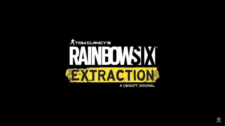 نام رسمی بازی Rainbow Six Quarantine