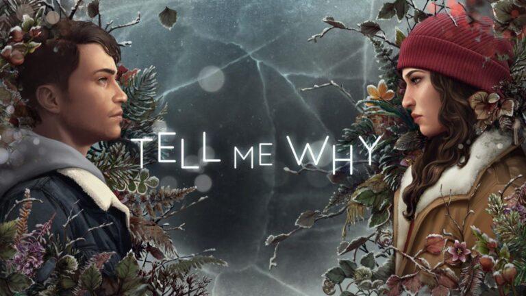 بازی موفق Tell Me Why