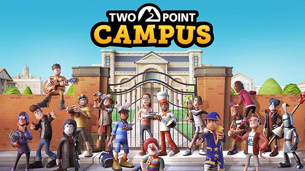 رونمایی از بازی Two Point Campus