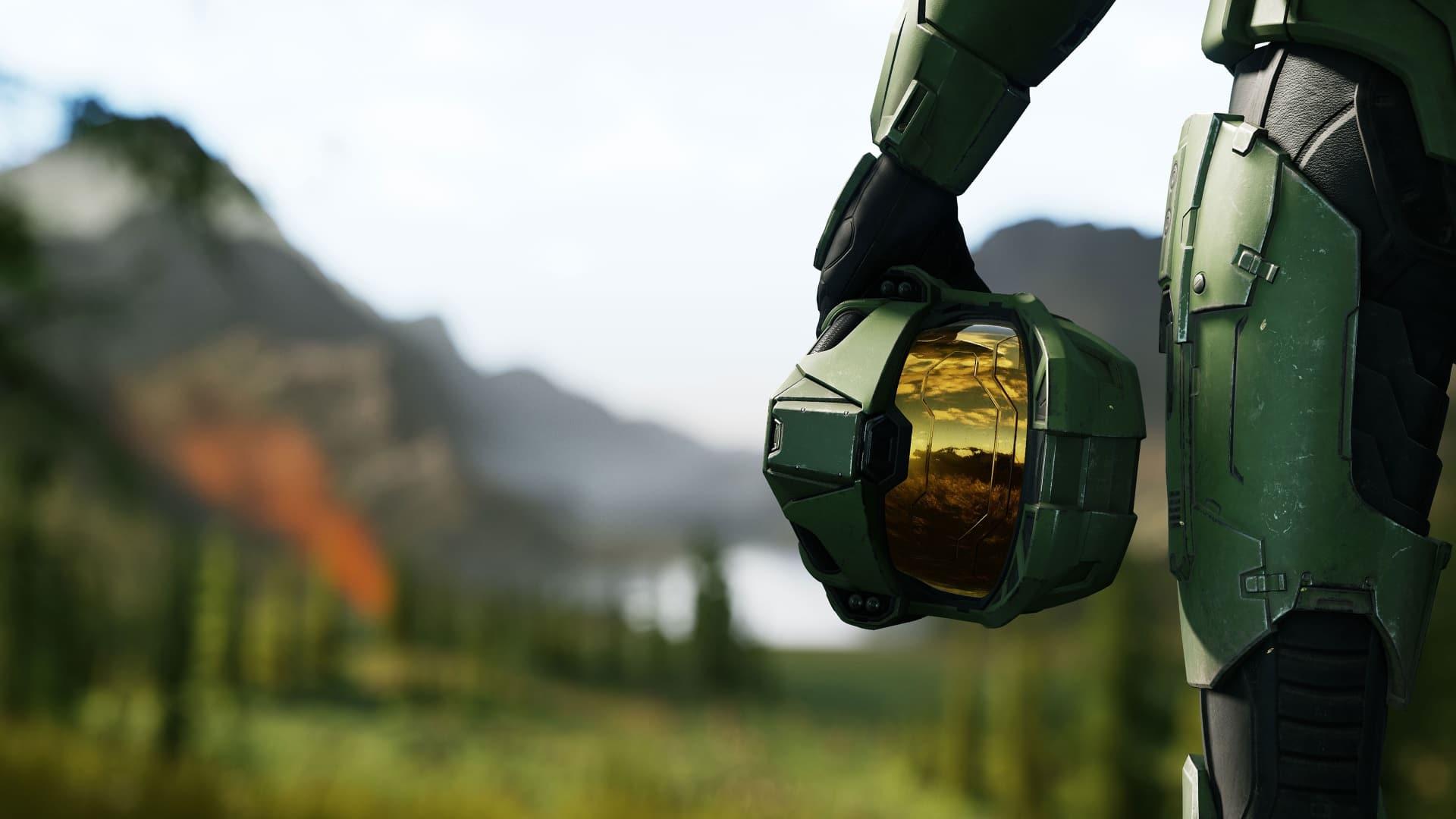 بازی Halo Infinite در زمان انتشار شامل حالت Forge نخواهد بود