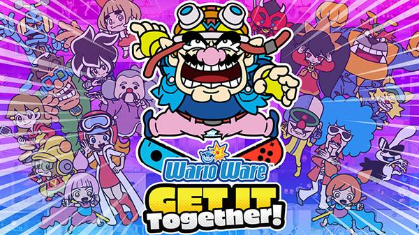 E3 2021 | بازی WarioWare: Get It Together! برای نینتندو سوئیچ معرفی شد