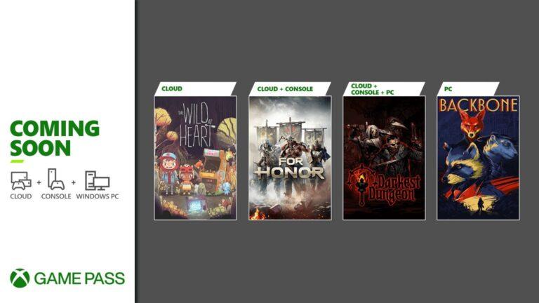 بازیهای جدید Xbox Game Pass