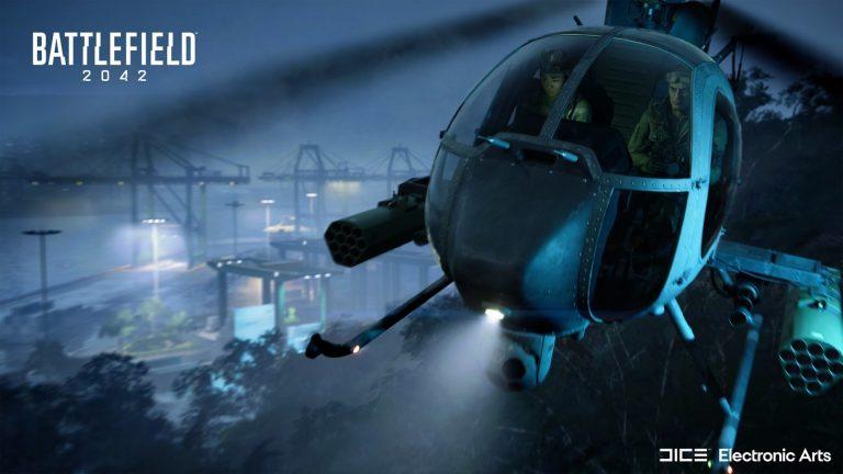 شایعه: شهاب سنگ و زلزله نیز بخشی از رویدادهای فصلهای بازی Battlefield 2042 خواهند بود