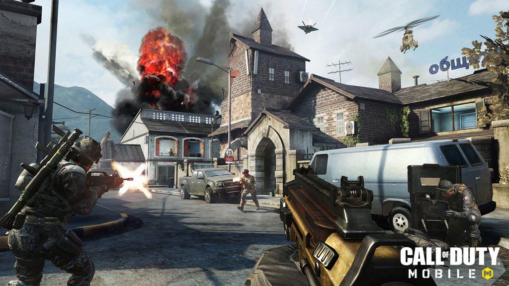 ساخت یک بازی دیگر موبایل بر اساس Call Of Duty
