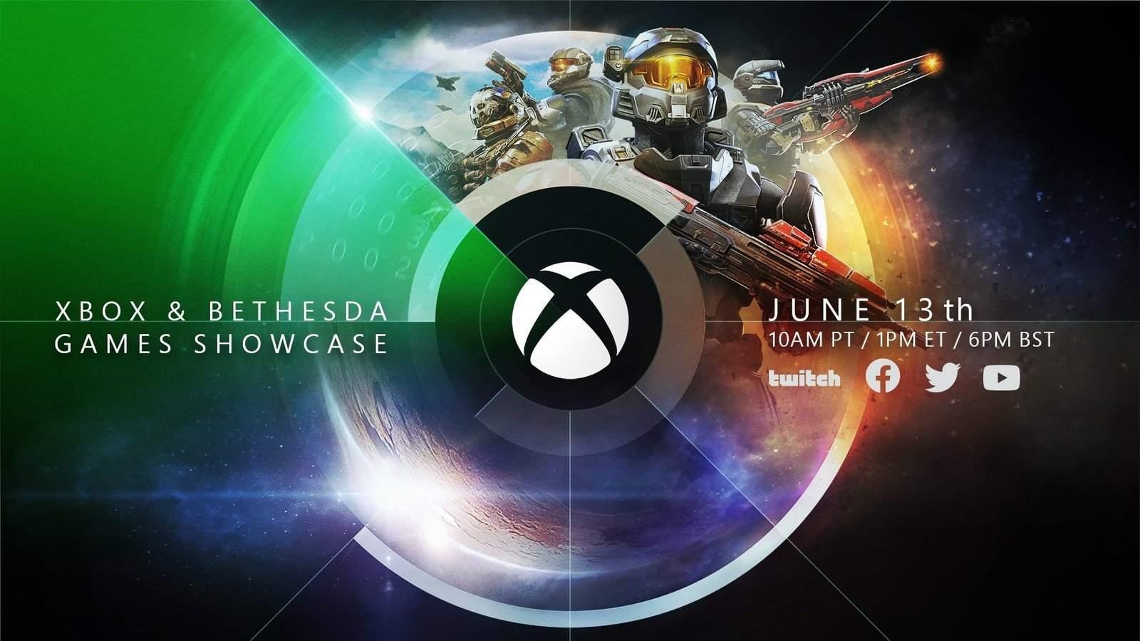 پخش زنده کنفرانس مایکروسافت و بتسدا در رویداد E3 2021 | ساعت ۲۱:۳۰ به وقت تهران