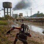 بازی Far Cry 6 اغلب به حالت سوم شخص تغییر می کند