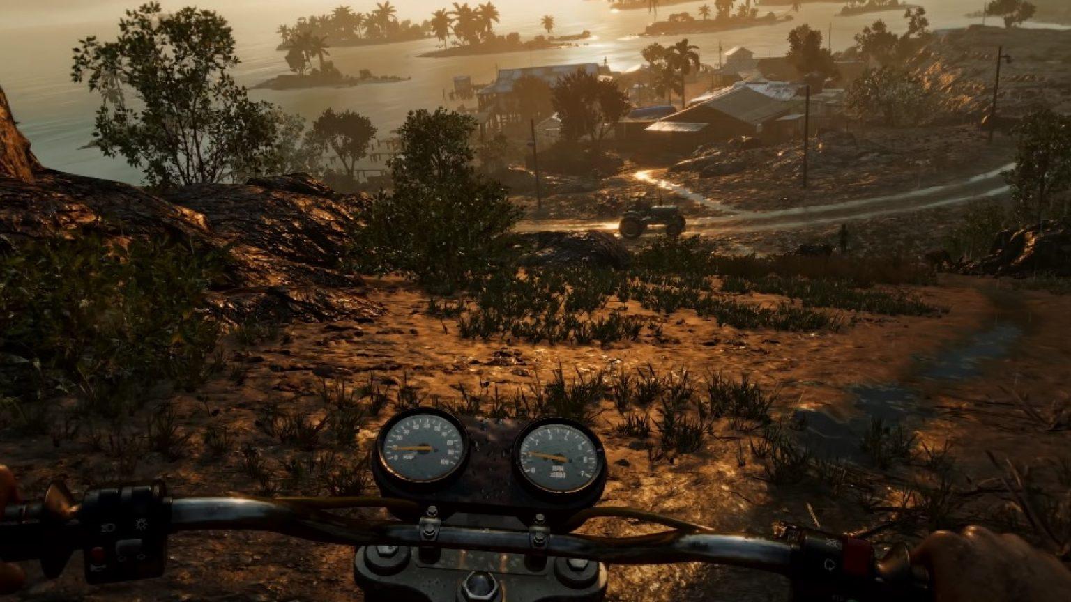 نبود ورایشگر نقشه در Far Cry 6