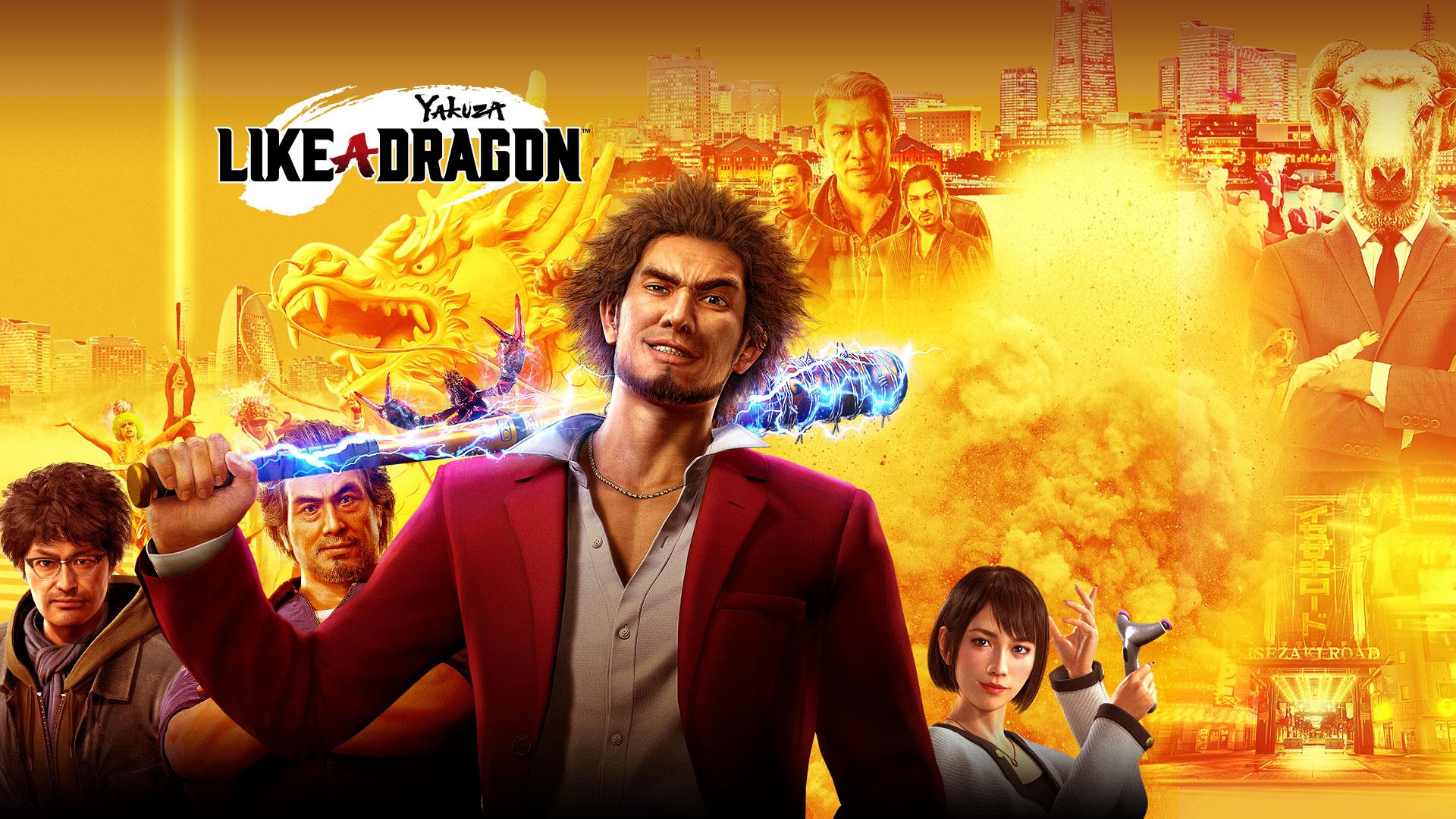E3 2021   بازی Yakuza : Like a Dragon در Xbox Game Pass قرار گرفت.