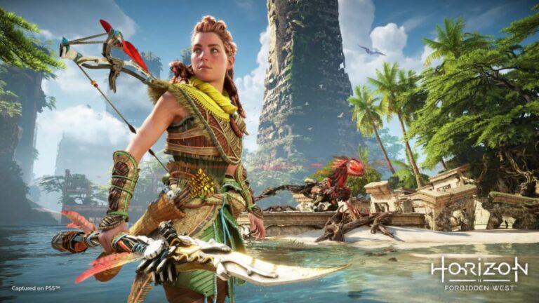 انتشار اطلاعات و جزئیات جدید از بازی Horizon Forbidden West