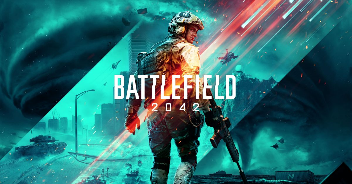 با انتشار تریلری، بازی Battlefield 2042 رسما معرفی شد