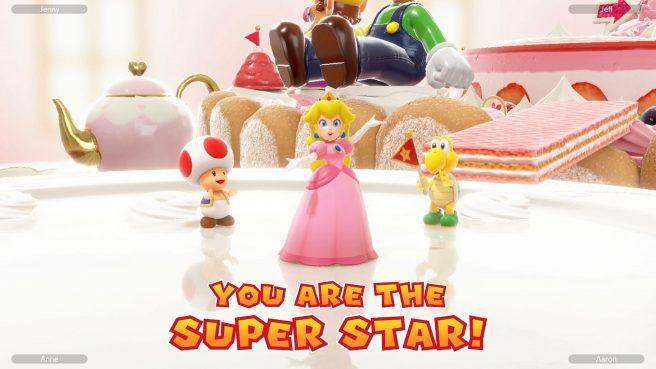 رونمایی از بازی Mario Party Superstars