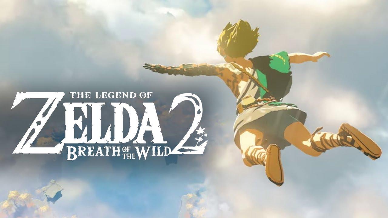 موشکافی تریلر بازی The Legend of Zelda: Breath of the Wild 2