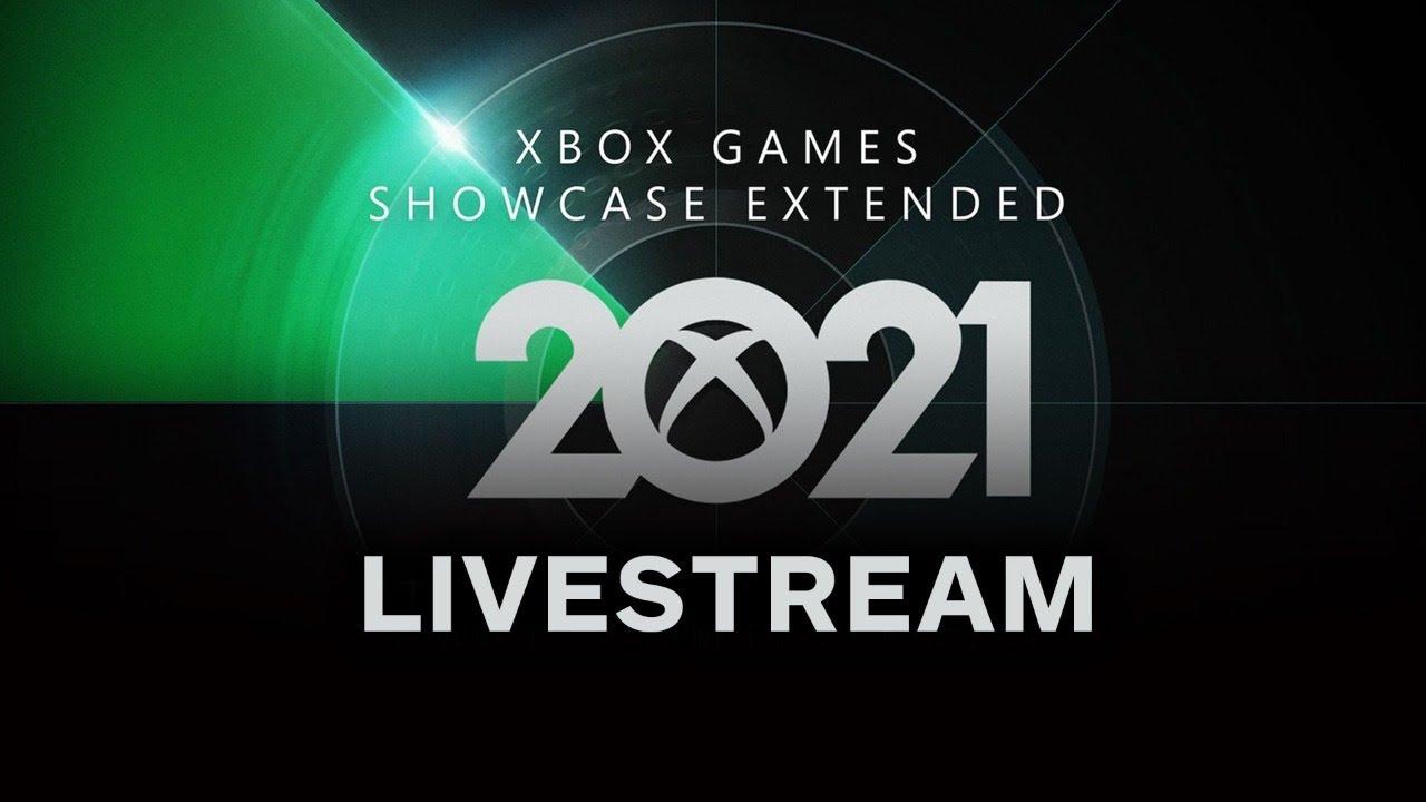 پخش زنده رویداد Xbox Showcase Extended 2021   معرفی بازیهای جدید ایکس باکس