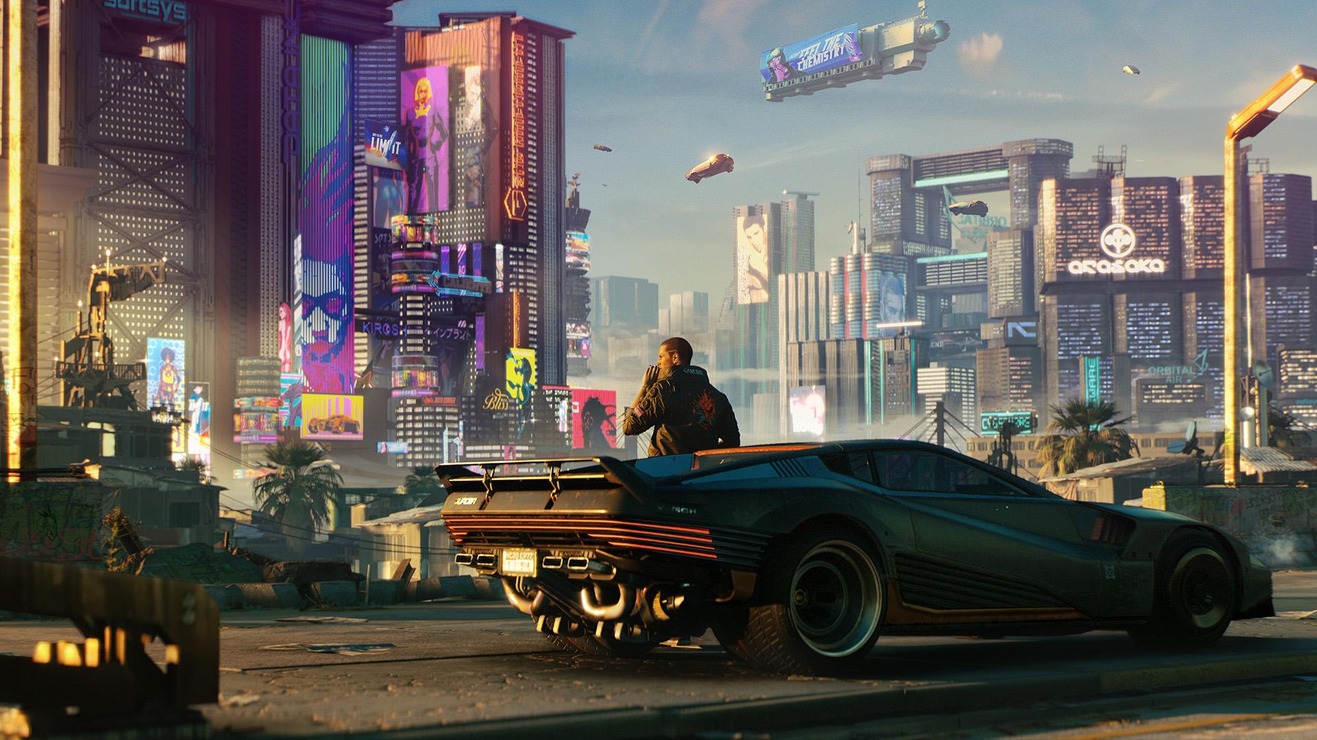 Cyberpunk 2077 به فروشگاه پلی استیشن باز می گردد