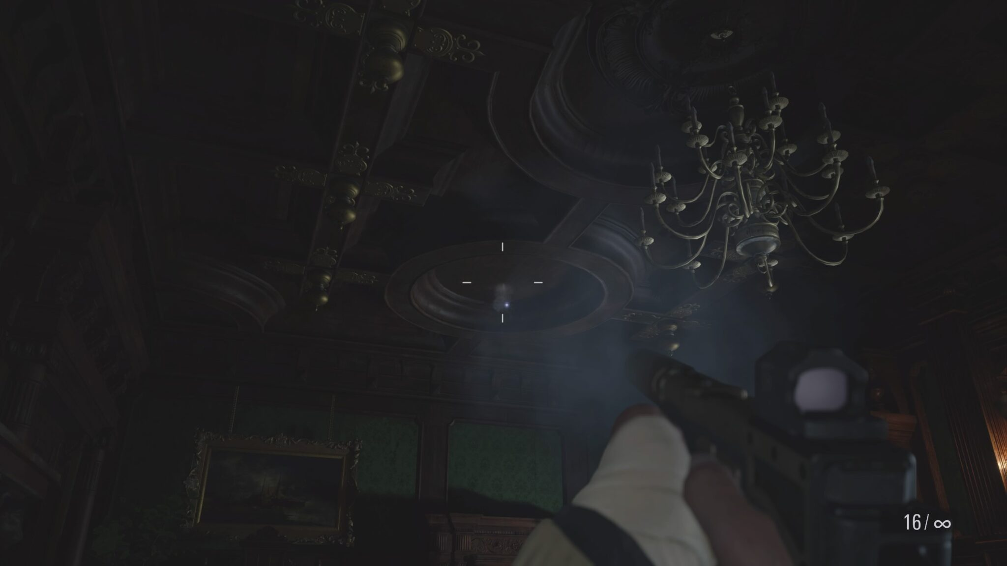 آموزش بازی Resident Evil Village