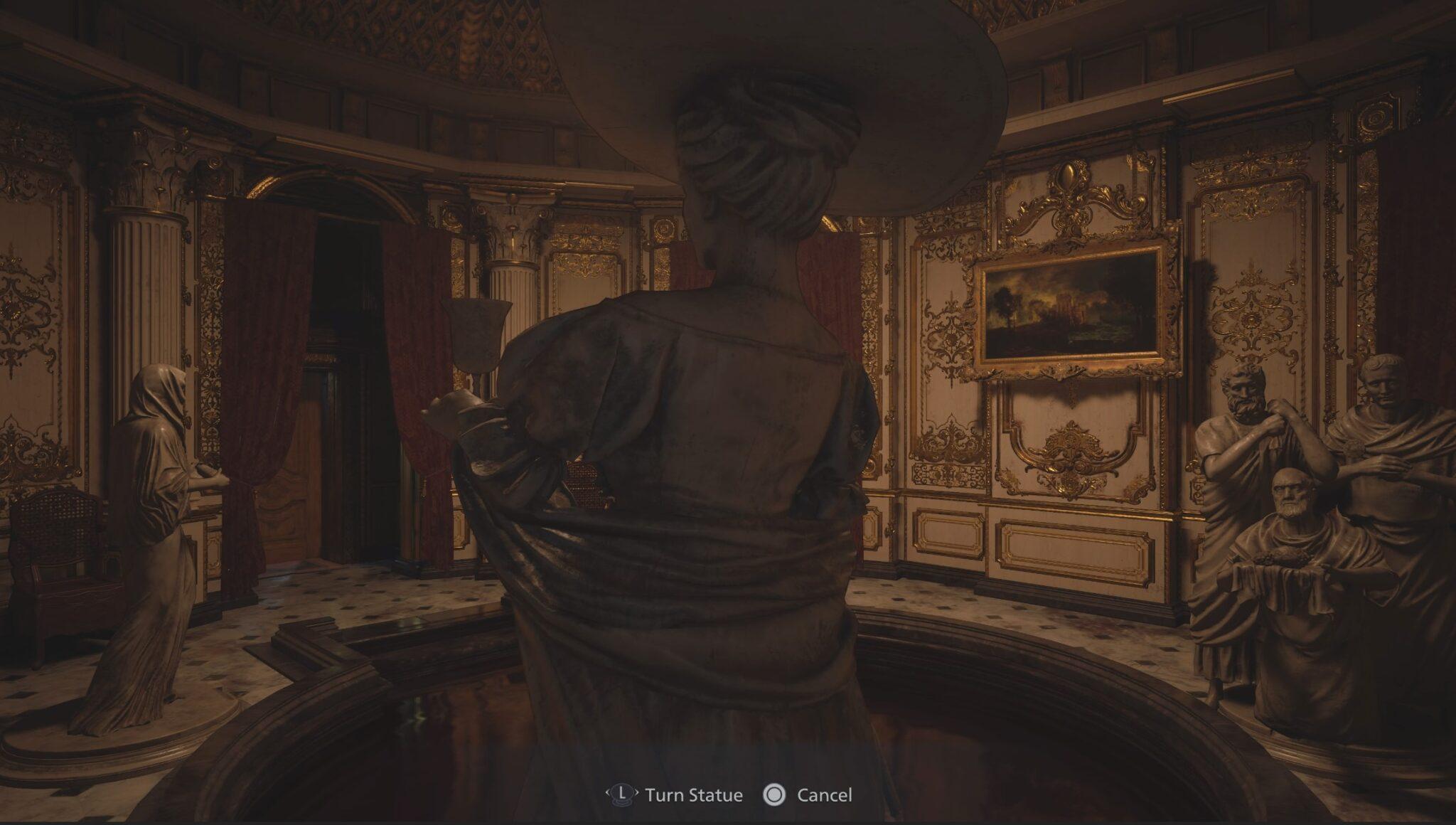 آموزش بازی Resident Evil 8