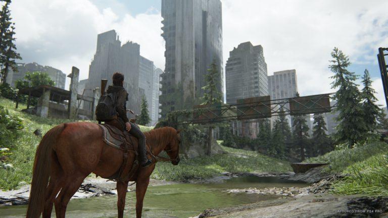 به روزرسانی جدید The Last of Us Part 2 منتشر شد