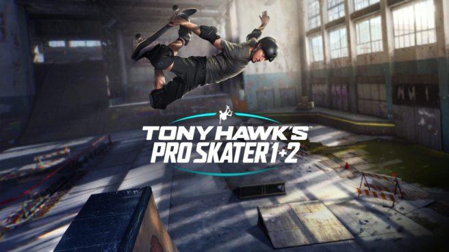 E3 2021 | تریلر جدید از نسخهی نینتندو سوییچ Tony Hawk's Pro Skater 1 + 2 منتشر شد