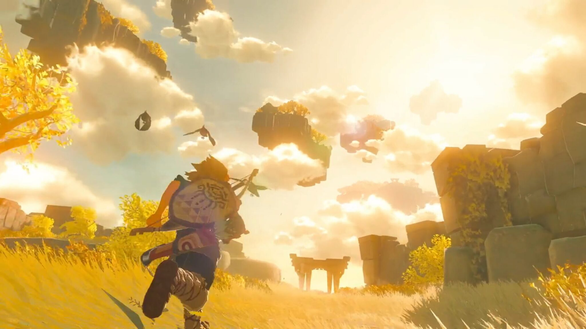 E3 2021 | تریلری جدید و زیبا از بازی Zelda: Breath of the Wild 2 منتشر شد