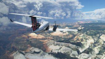 آپدیت جدید بازی Microsoft Flight Simulator معرفی شد