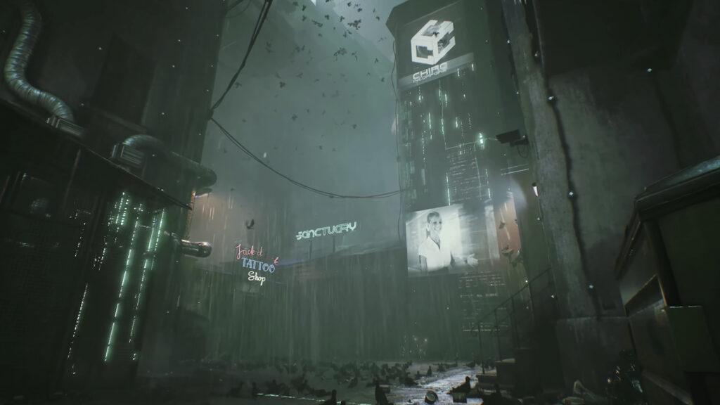 داستان بازی Observer: System Redux