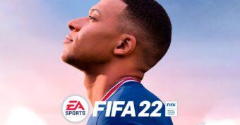 از طرح روی جلد بازی FIFA 22 رونمایی شد