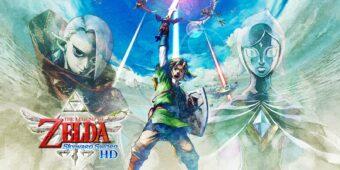 تریلر بازی The Legend of Zelda: Skyward Sword منتشر شد