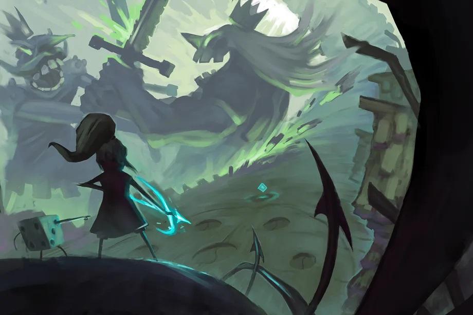 EA Play 2021   بازی Lost in Random برای کنسولها و رایانههای شخصی تابستان امسال منتشر خواهد شد
