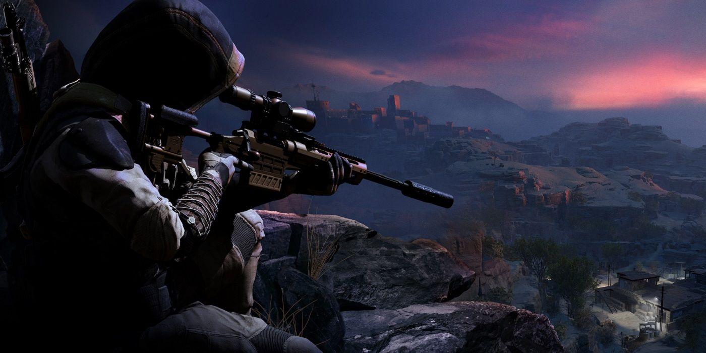 داستان بازی Sniper: Ghost Warrior Contracts 2