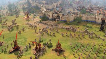تریلر جدید بازی Age of Empires 4 منتشر شد