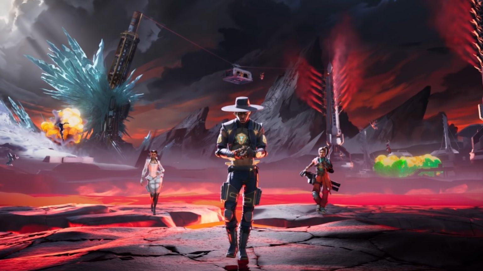 EA Play 2021   از فصل دهم بازی Apex legends رونمایی شد