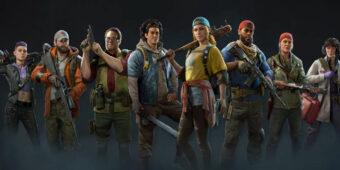 بتای بازی Back 4 Blood بر روی استیم رکورد ۹۸ هزار بازیباز همزمان را به ثبت رساند