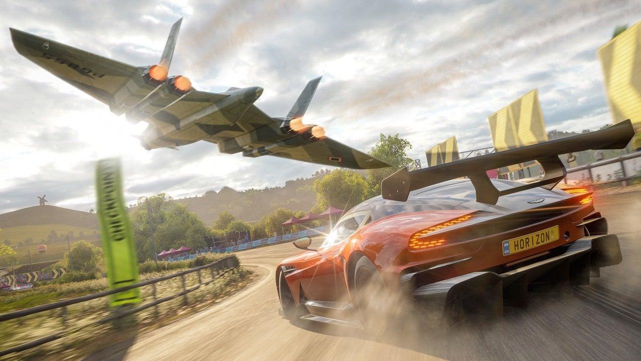 بازی ریسینگ و مسابقهای - Forza Horizon 5