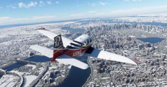 نمرات بازی Microsoft Flight Simulator بر روی کنسول ایکسباکس سری ایکس منتشر شد