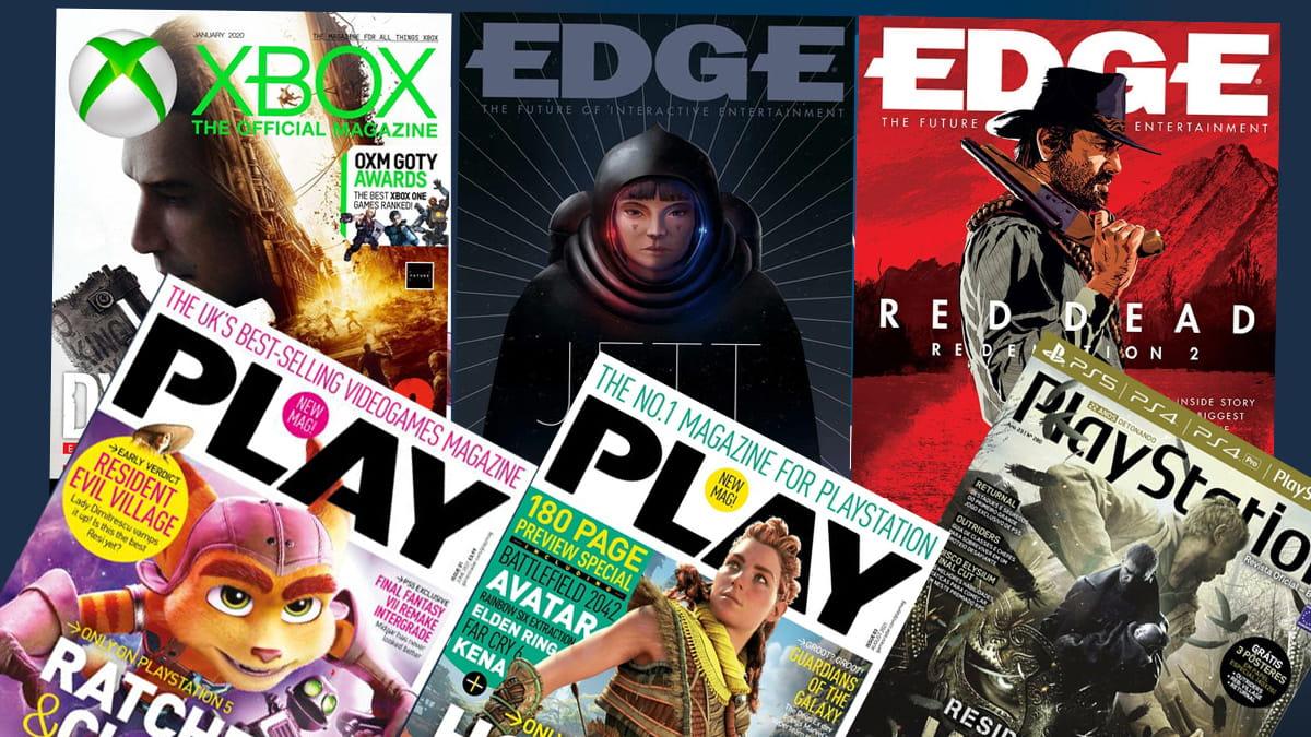 پالت مگ ۱#؛ دانلود مجلات انگلیسی زبان بازیهای ویدئویی