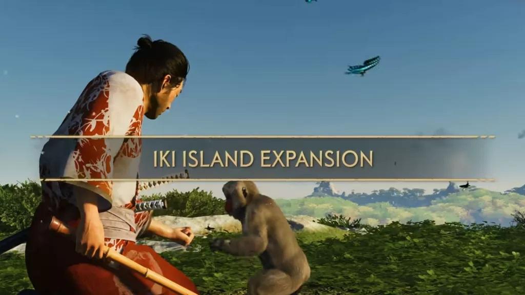 بستهی الحاقی Iki Island بازی Ghost of Tsushima