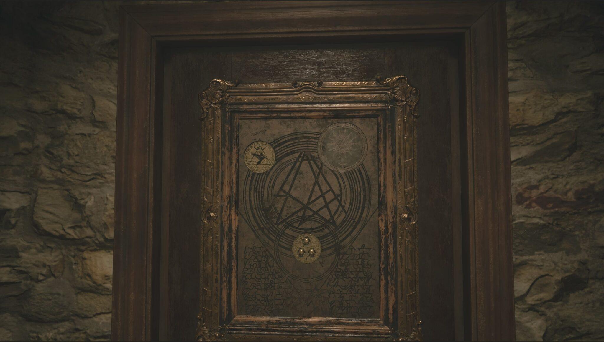 پازل های بازی Resident Evil 8