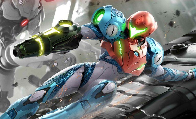 تریلر جدیدی از بازی Metroid Dread منتشر شد