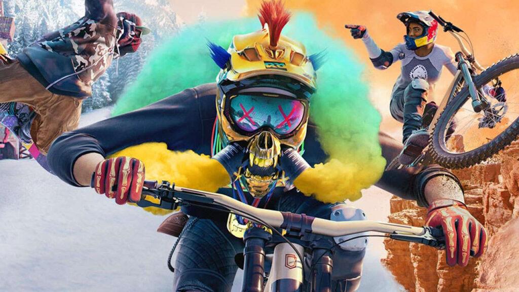 بتای بازی Riders Republic
