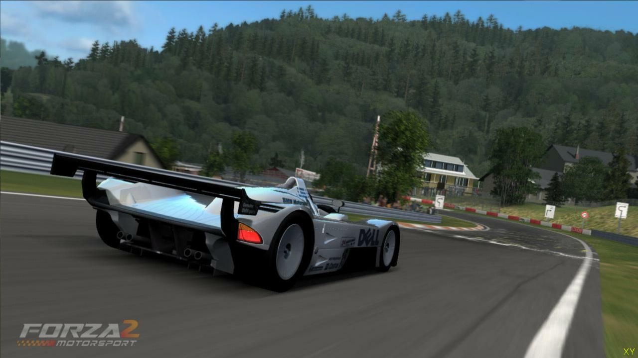 تاریخچه بازی Forza