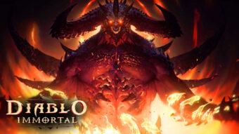 عرضه بازی Diablo Immortal با تاخیر مواجه شد