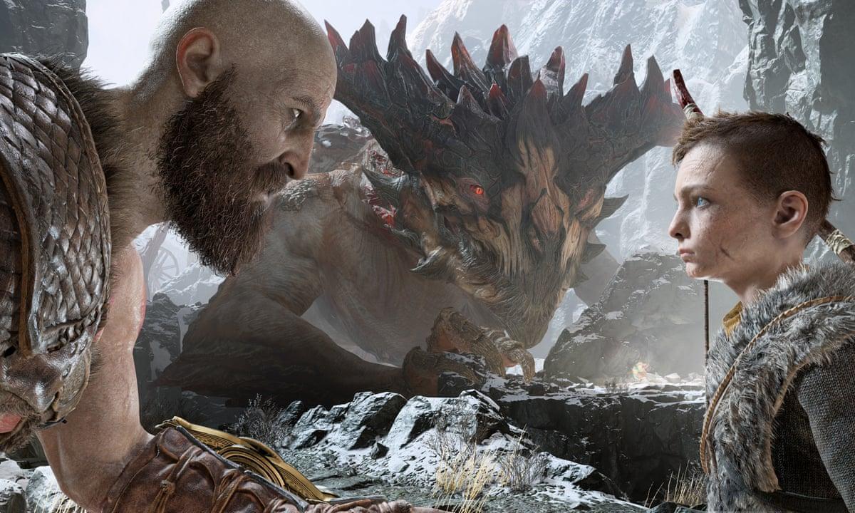 چرا داستان لوکی در God of War با افسانههای نورس متفاوت است