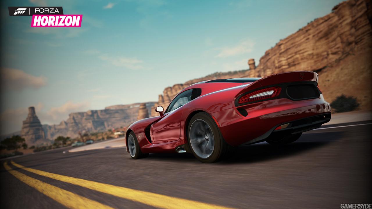 بیوگرافی بازی Forza