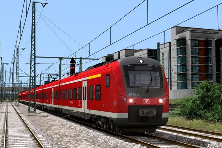بازی شبیه ساز - Train Sim World 2