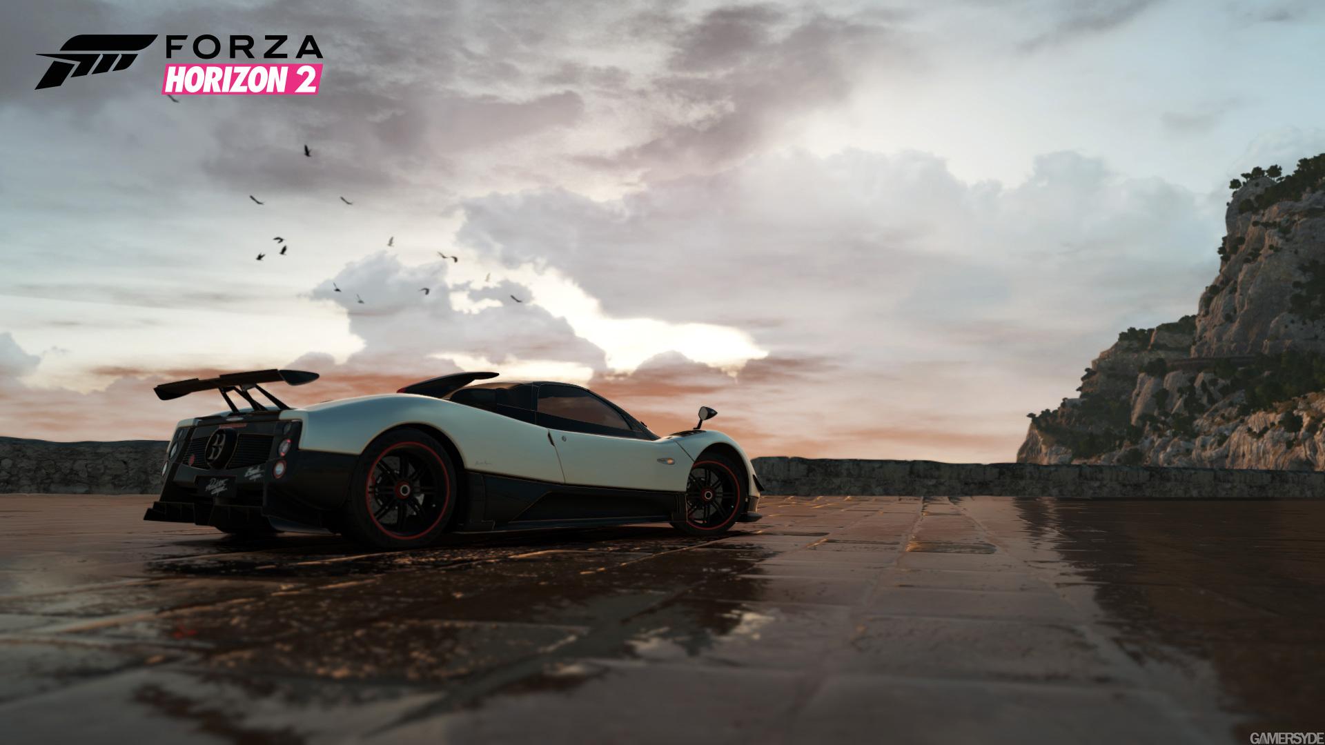 معرفی تمام بازی های Forza
